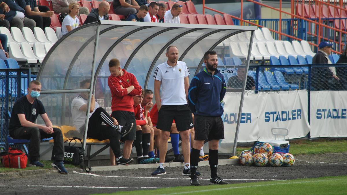 Garbarek: Wróciła skuteczność. Trener Jaroty po meczu z Górnikiem Konin - Zdjęcie główne