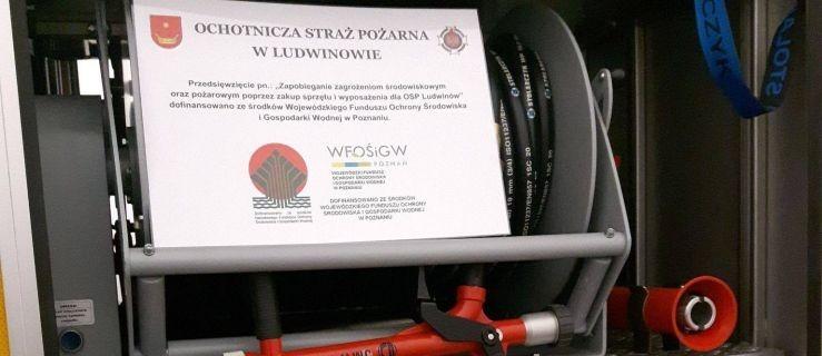 Nowoczesny sprzęt i wyposażenie trafiło do strażaków. Wzrośnie bezpieczeństwo druhów biorących udział w akcjach ratowniczych - Zdjęcie główne