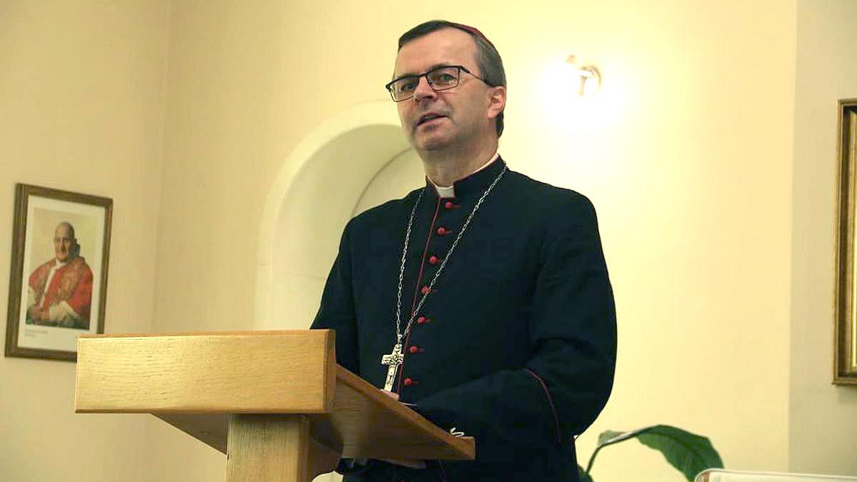 Biskup Damian Bryl objął diecezję kaliską. Wiemy, kiedy odbędzie się ingres - Zdjęcie główne