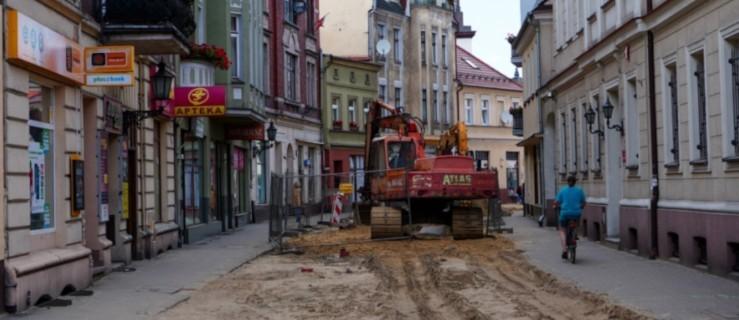 Rewitalizacja Jarocina: Harmonogram prac w śródmieściu - Zdjęcie główne
