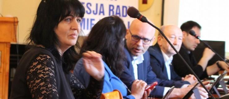 Jak rada wygaszała mandat radnej Katarzynie Szymkowiak [WIDEO]  - Zdjęcie główne