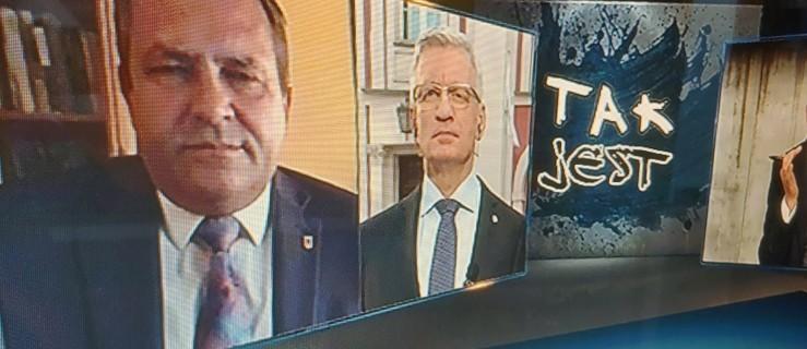 Burmistrz w telewizji o najbardziej gorącym temacie ostatnich tygodni - Zdjęcie główne
