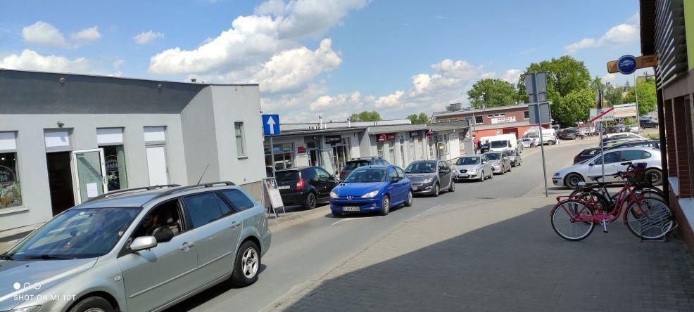 Utrudnienia w ruchu spowodowane przebudową drogi na ulicy Kasztanowej - Zdjęcie główne