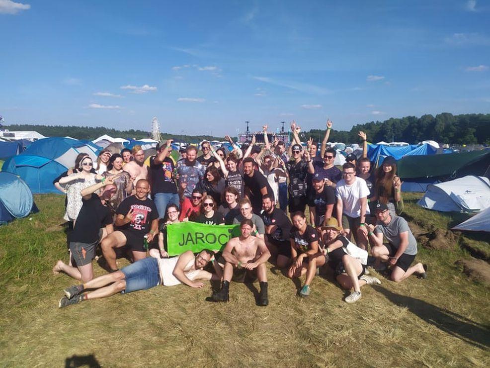 Jarociniacy na Pol'And'Rock Festival 2021. Jak się bawią? - Zdjęcie główne