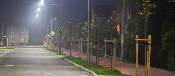 Nowe lampy przy jarocińskich drogach - jest ich już ponad 250  - Zdjęcie główne