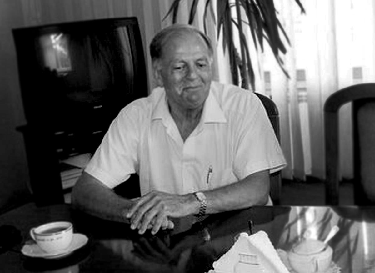 Nie żyje Stanisław Hadrzyński. Jego firma wybudowała wiele obiektów w powiecie jarocińskim    - Zdjęcie główne