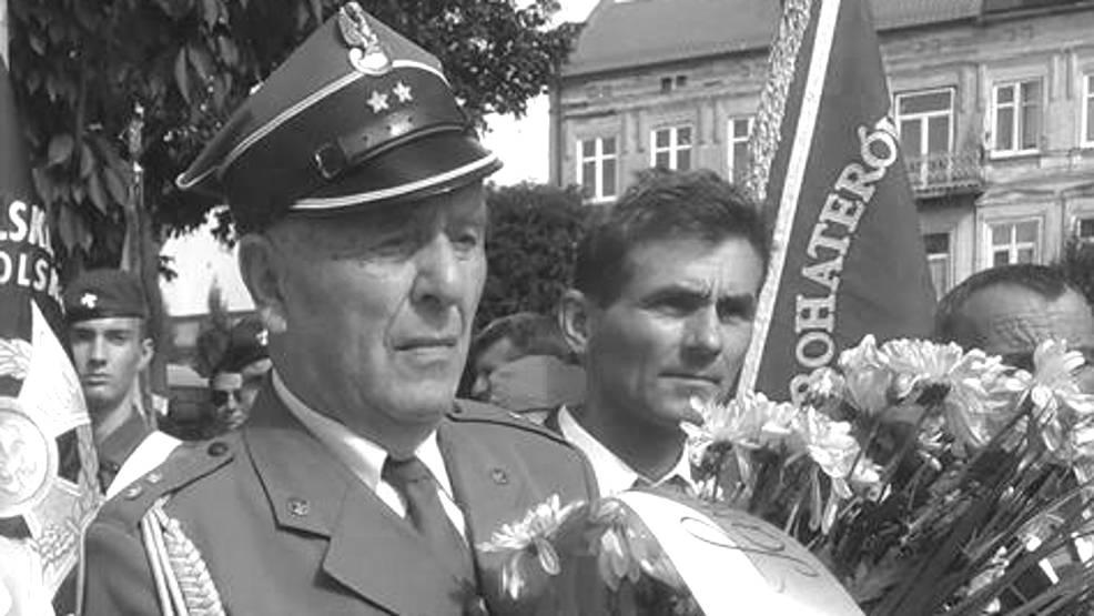 Nie żyje Leon Tyrakowski, prezes koła kombatantów w Jarocinie - Zdjęcie główne