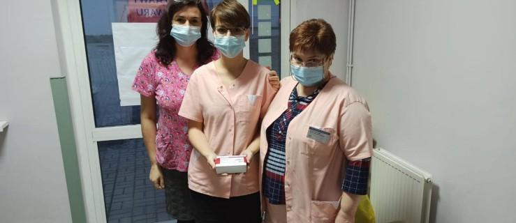 Szczepienia przeciwko koronawirusowi w jarocińskim szpitalu idą pełną parą   - Zdjęcie główne