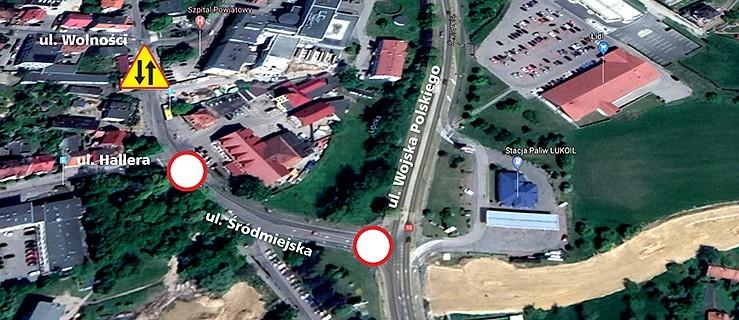 UWAGA kierowcy! Ważna zmiana organizacji ruchu w centrum Jarocina - Zdjęcie główne