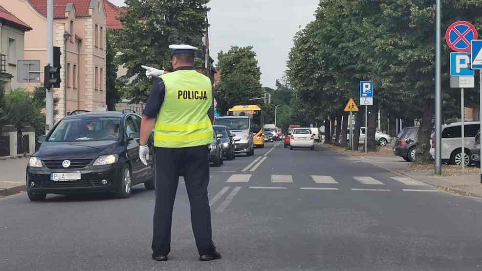 Jarocin. Kolejna zmiana organizacji ruchu. Ulica Poznańska zamknięta [ZDJĘCIA] - Zdjęcie główne