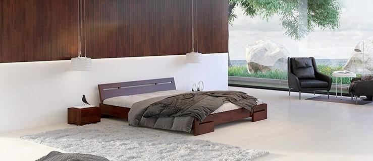 Nowoczesne łóżka drewniane – idealne do minimalistycznych wnętrz - Zdjęcie główne
