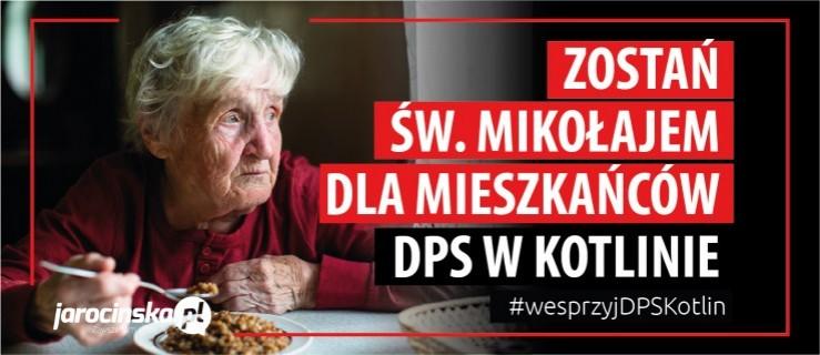 """Akcja """"Zostań św. Mikołajem dla mieszkańca DPS-u w Kotlinie"""" przerosła oczekiwania organizatorów  [WIDEO, AKTUALIZACJA] - Zdjęcie główne"""