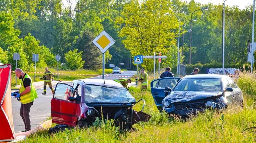 Śmiertelnie niebezpieczne skrzyżowanie? Internauci komentują  - Zdjęcie główne