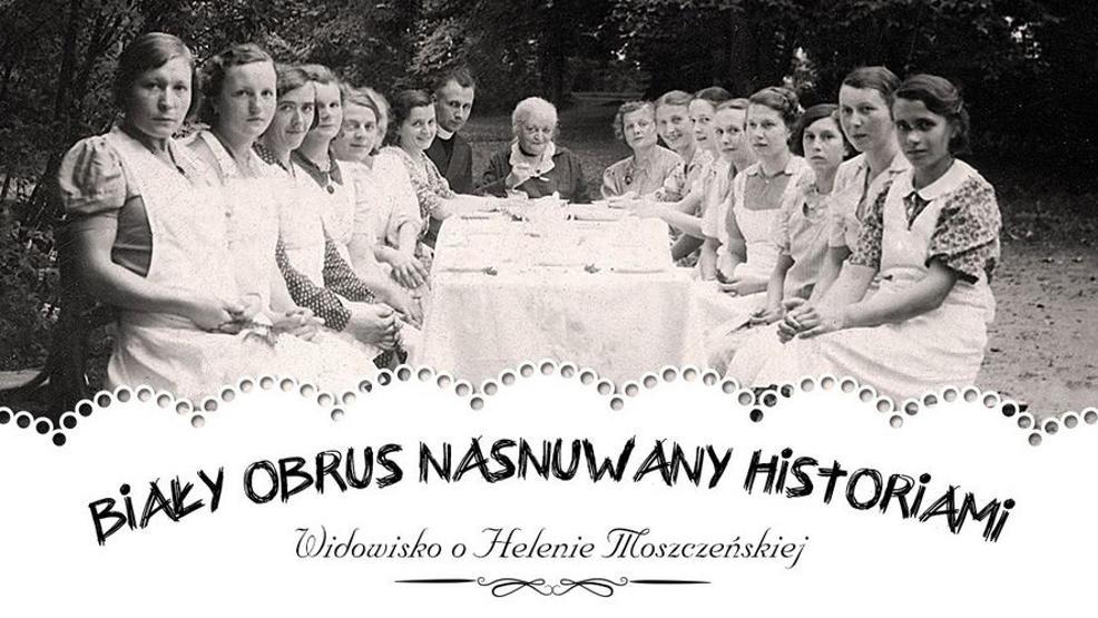 Z okazji nadania imienia szkole zorganizują w Golinie widowisko o patronce - Helenie Moszczeńskiej - Zdjęcie główne