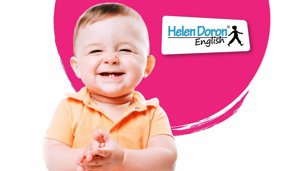 Drzwi otwarte Helen Doron English. Szkoła językowa dla dzieci w każdym wieku - Zdjęcie główne