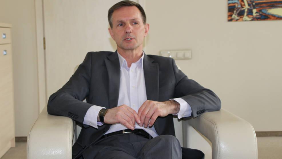 Nowy prezes spółki Jarocin Sport Robert Adamczyk mówi o wyzwaniach, które przed nim stoją    - Zdjęcie główne