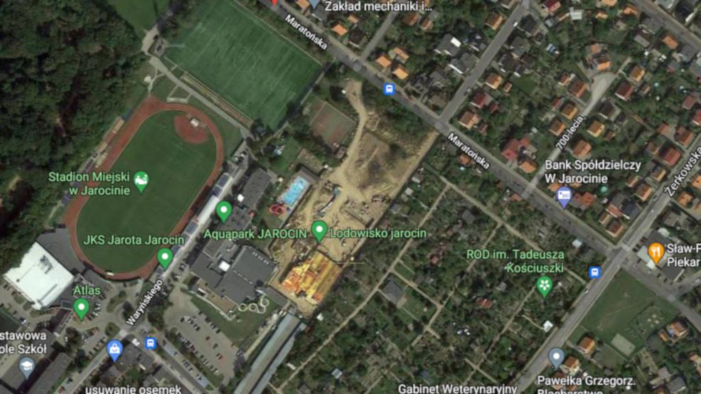 Spółka Jarocin Sport sprzedała teren w atrakcyjnym miejscu i cenie [AKTUALIZACJA] - Zdjęcie główne