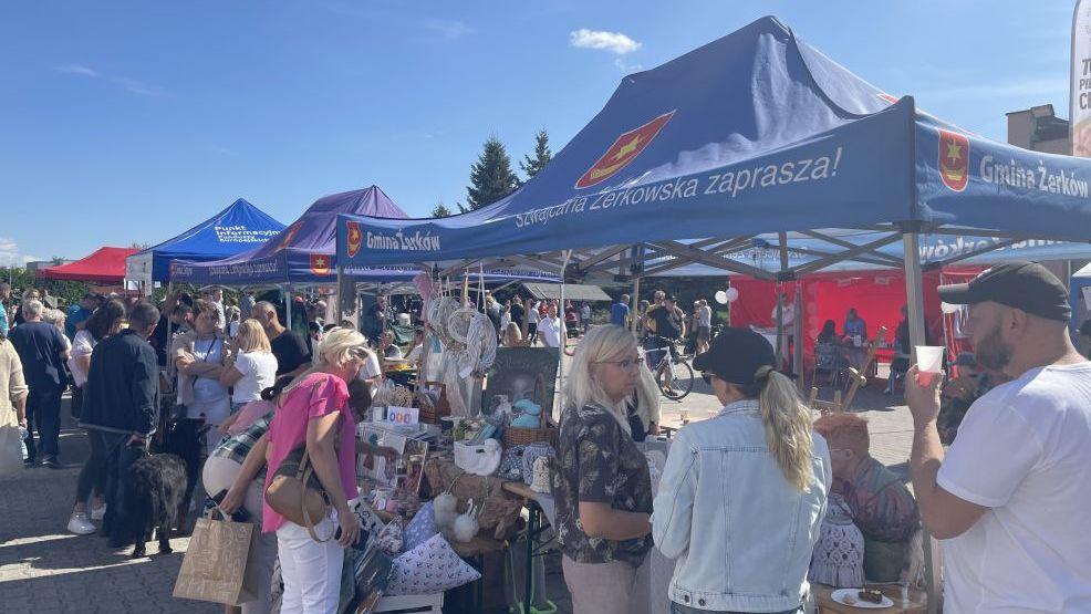 Zobacz, co się działo na II Powiatowym Festiwalu Smaku [ZDJĘCIA, WIDEO] - Zdjęcie główne