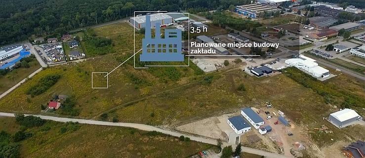 Teren inwestycyjny w Jarocinie sprzedany. Burmistrz: To bardzo dobra wiadomość, która wpisuje się w prorozwojowe działania  - Zdjęcie główne