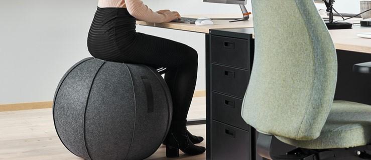 Ergonomiczne krzesła w biurze – wydatek, który szybko się zwróci - Zdjęcie główne