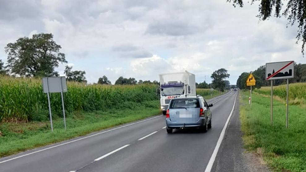 Kolejne utrudnienia dla kierowców na DK 12. Remont drogi na odcinku Brzostów - Góra  - Zdjęcie główne