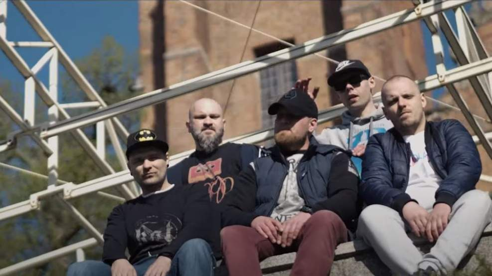 Jarocińscy raperzy znowu pomagają! Nagrali piosenkę dla małej Olgi [WIDEO] - Zdjęcie główne
