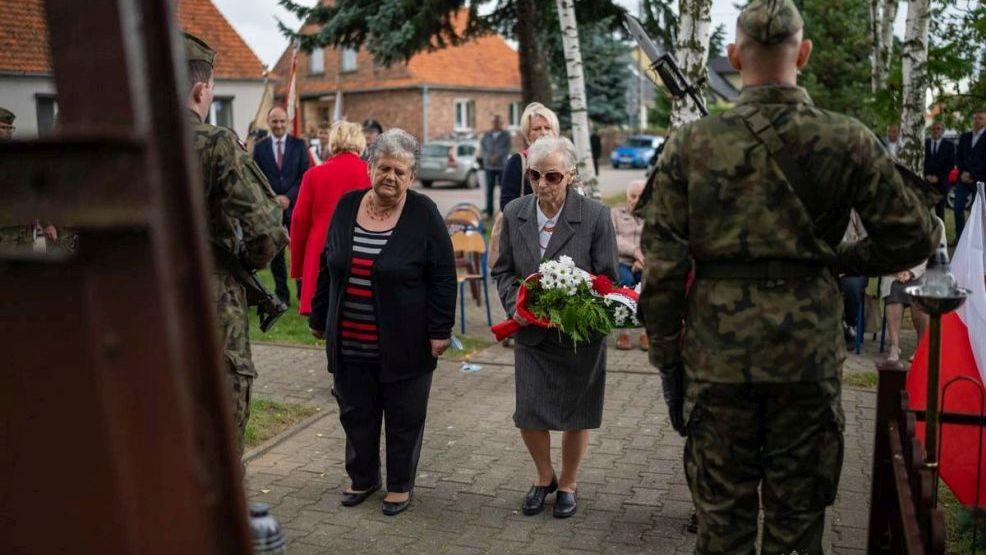 82. rocznica agresji sowieckiej. W Jarocinie odbyły się uroczystości  ku pamięci ofiar  - Zdjęcie główne