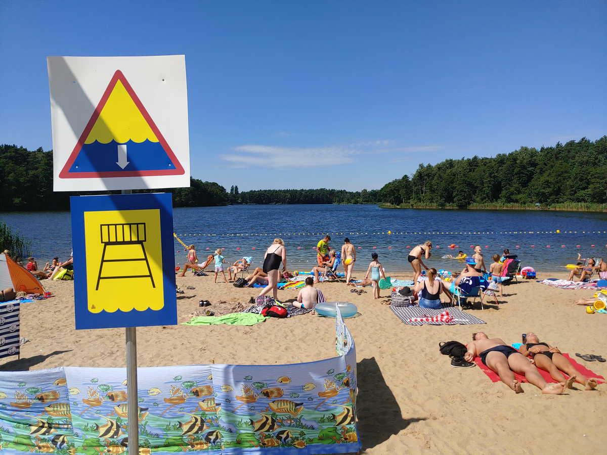 Kąpieliska blisko Jarocina. Sporządziliśmy listę jezior i otwartych akwenów  - Zdjęcie główne