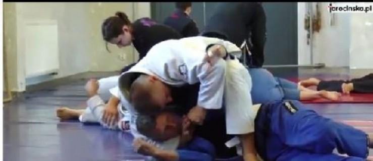 Mistrz Brazylijskiego Jiu Jitsu w Jarocinie [WIDEO] - Zdjęcie główne