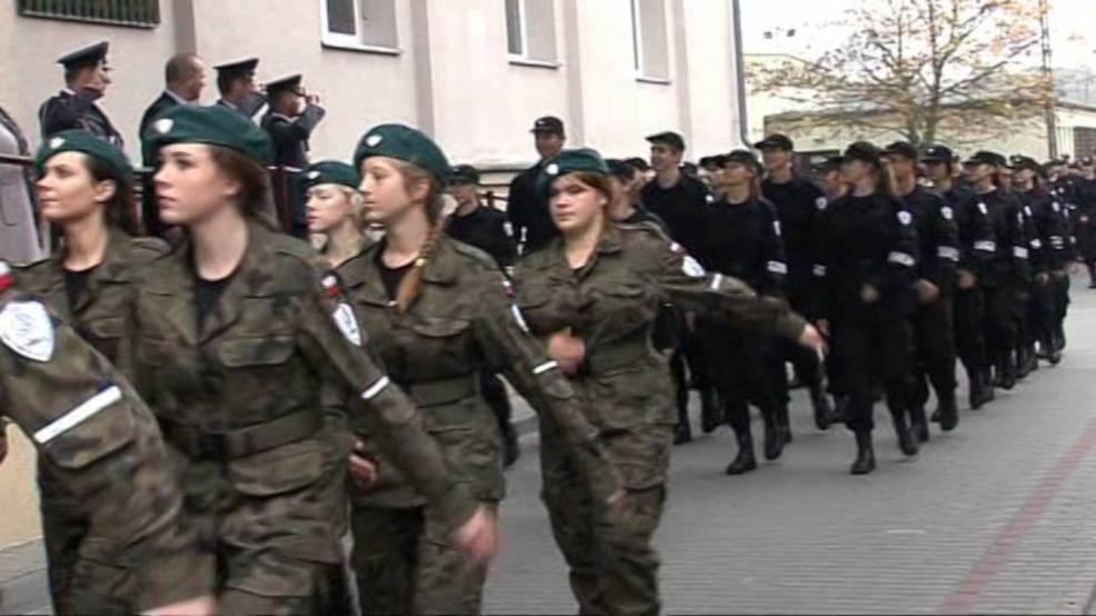 Patronat i pieniądze z ministerstwa obrony dla jarocińskiej szkoły  - Zdjęcie główne