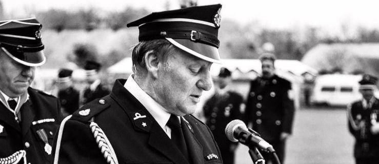 Nie żyje prezes Zarządu Ochotniczej Straży Pożarnej w Nowym Mieście. Bogdan Budzyn zmarł nagle  - Zdjęcie główne