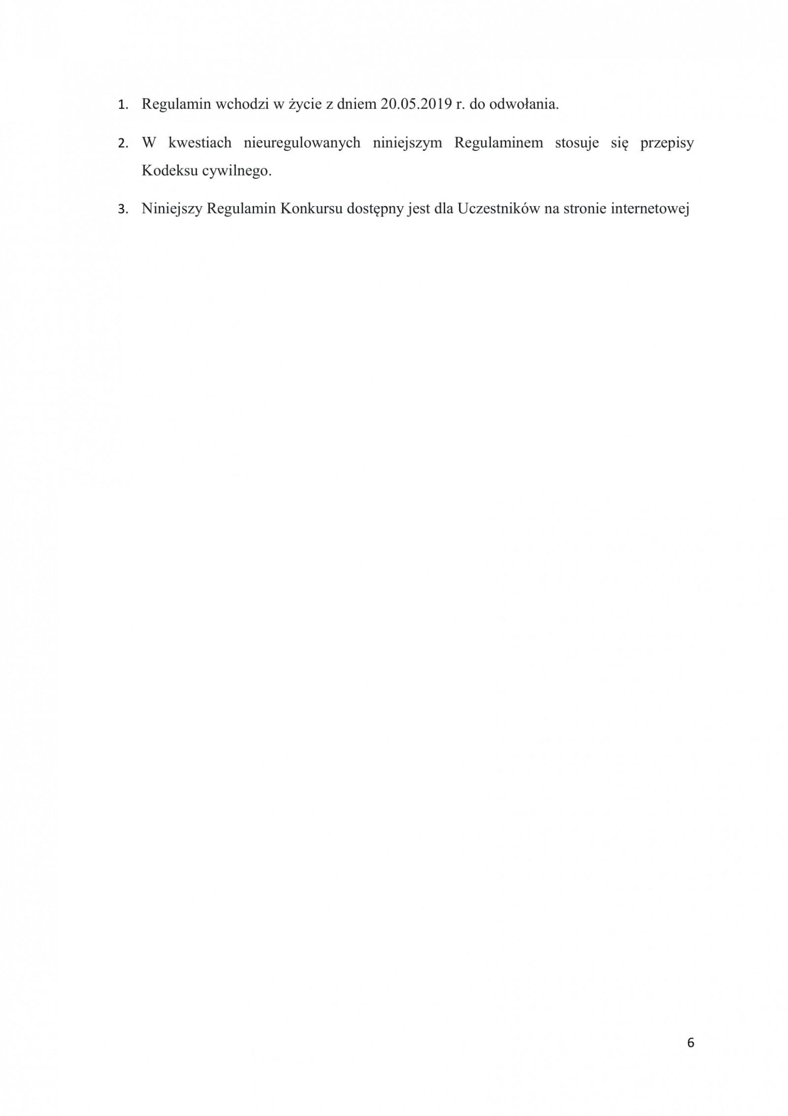Jarocin. Regulamin Konkursu Słodziaki - Zdjęcie główne