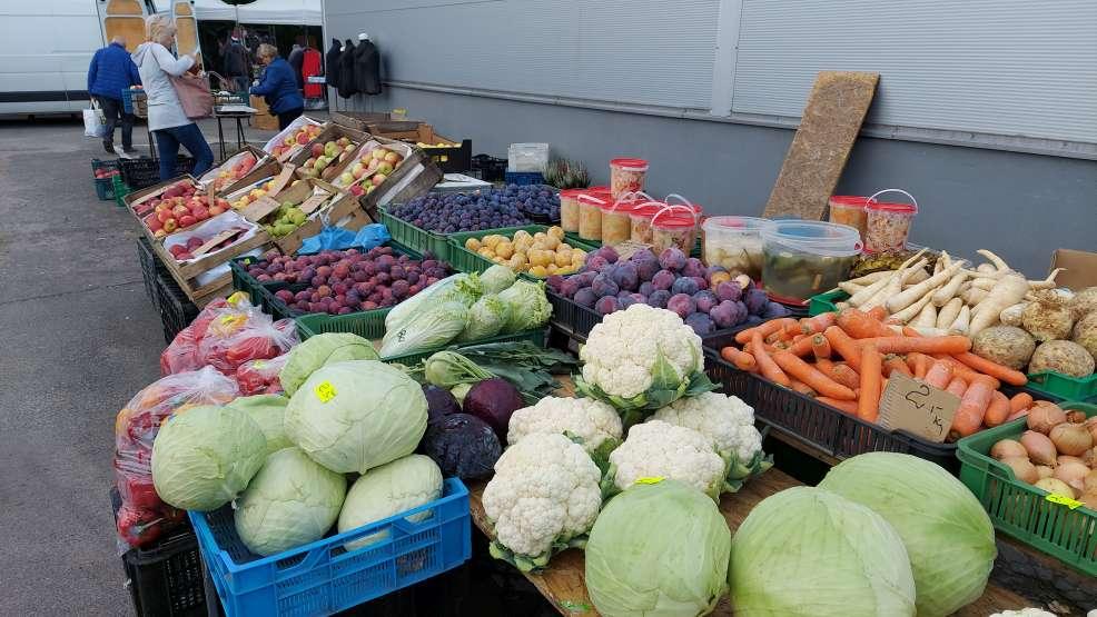 Sprawdź najnowszy raport cenowy z jarocińskiego targowiska [ZDJĘCIA] - Zdjęcie główne