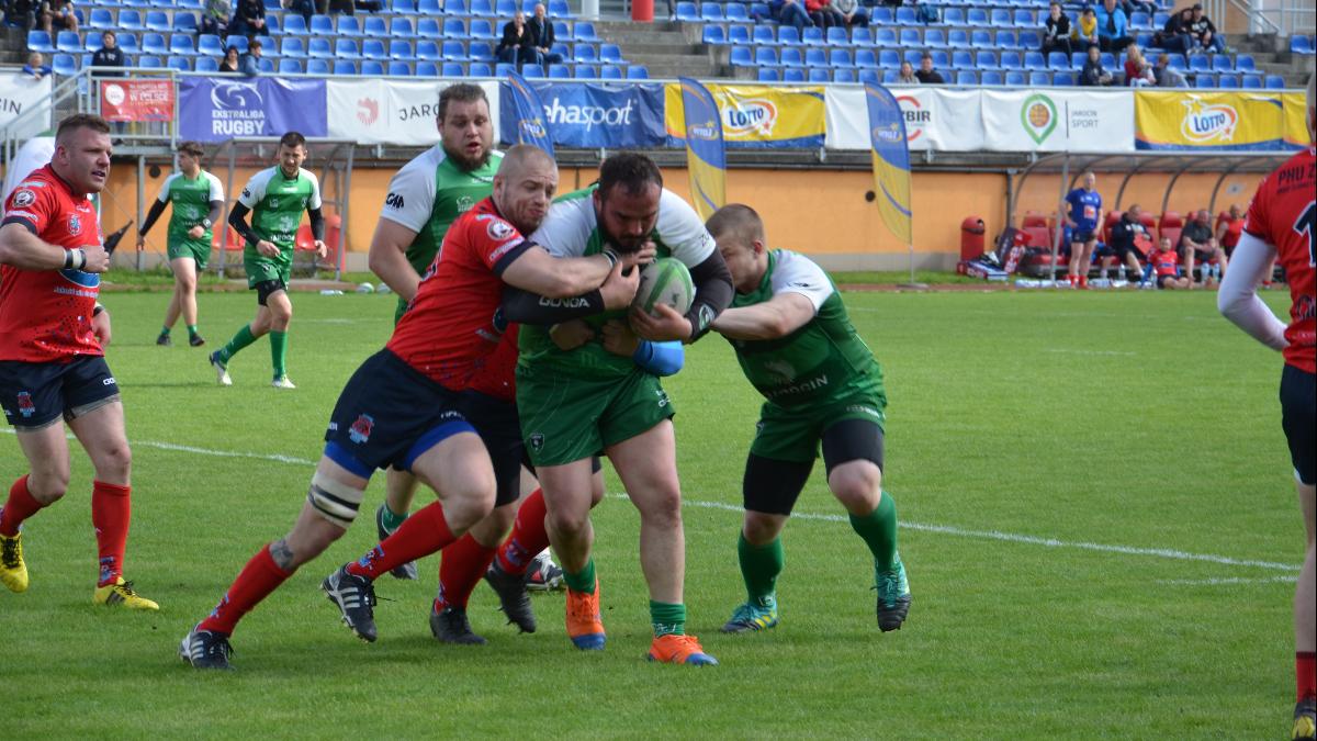 Sparta przegrywa w Lublinie. Budowlani wyraźnie lepsi - Zdjęcie główne