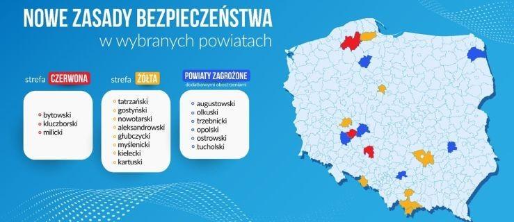 Minister ustalił zmiany w strefach. Gdzie znalazł sie powiat jarociński? - Zdjęcie główne