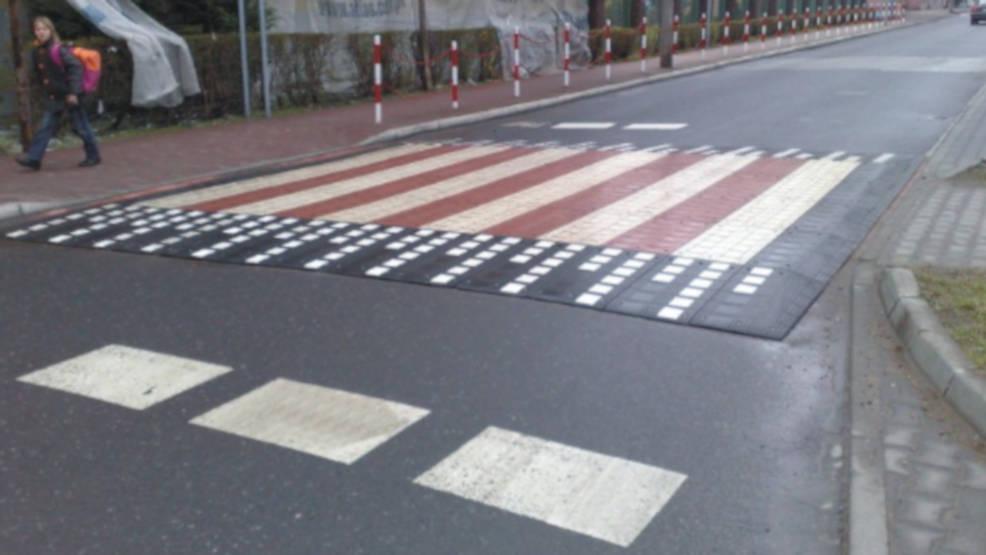 Powiat jarociński na najlepszej drodze do uzyskania dofinansowania na budowę nowych przejść dla pieszych - Zdjęcie główne