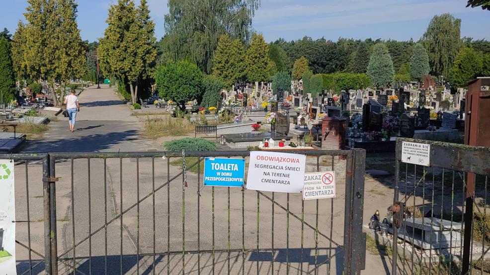 Jarocin. Kolejna zmiana cennika na cmentarzu komunalnym. Co podrożało i dlaczego?  - Zdjęcie główne