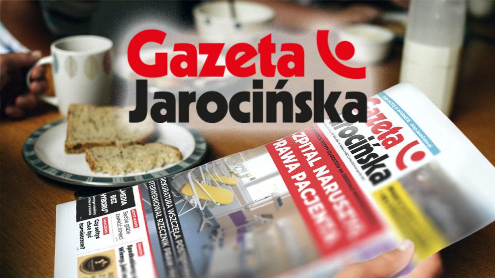Gazeta Jarocińska - nowe wydanie. Zobacz, co przeczytasz w nowym numerze - Zdjęcie główne