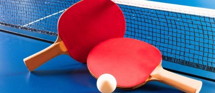Turniej tenisa stołowego. Trwają zgłoszenia - Zdjęcie główne