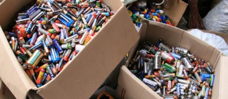 Masz problem z zużytymi bateriami - radzimy, co z nimi zrobić  - Zdjęcie główne