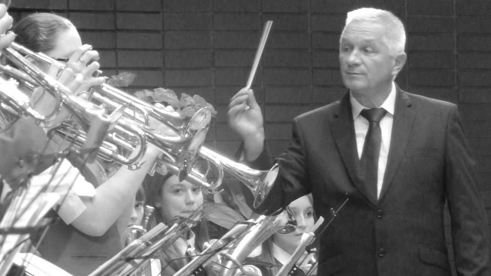 Dzisiaj pogrzeb Jerzego Nowackiego, wieloletniego kapelmistrza orkiestry dętej w Żerkowie  - Zdjęcie główne