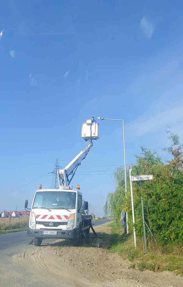 Co się dzieje z lampami przy ul. Siedlemińskiej w Jarocinie?  - Zdjęcie główne