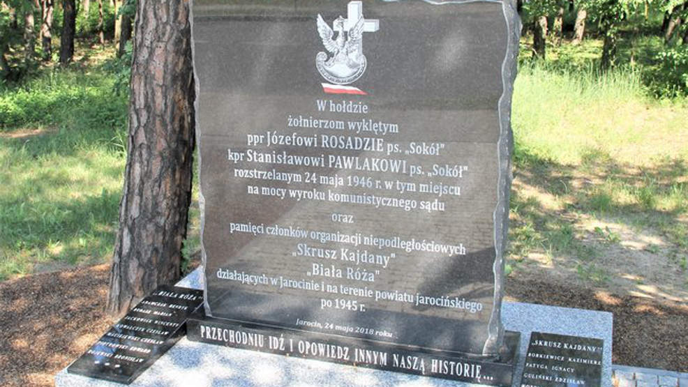 Upamiętnią antykomunistycznych konspiratorów  - Zdjęcie główne