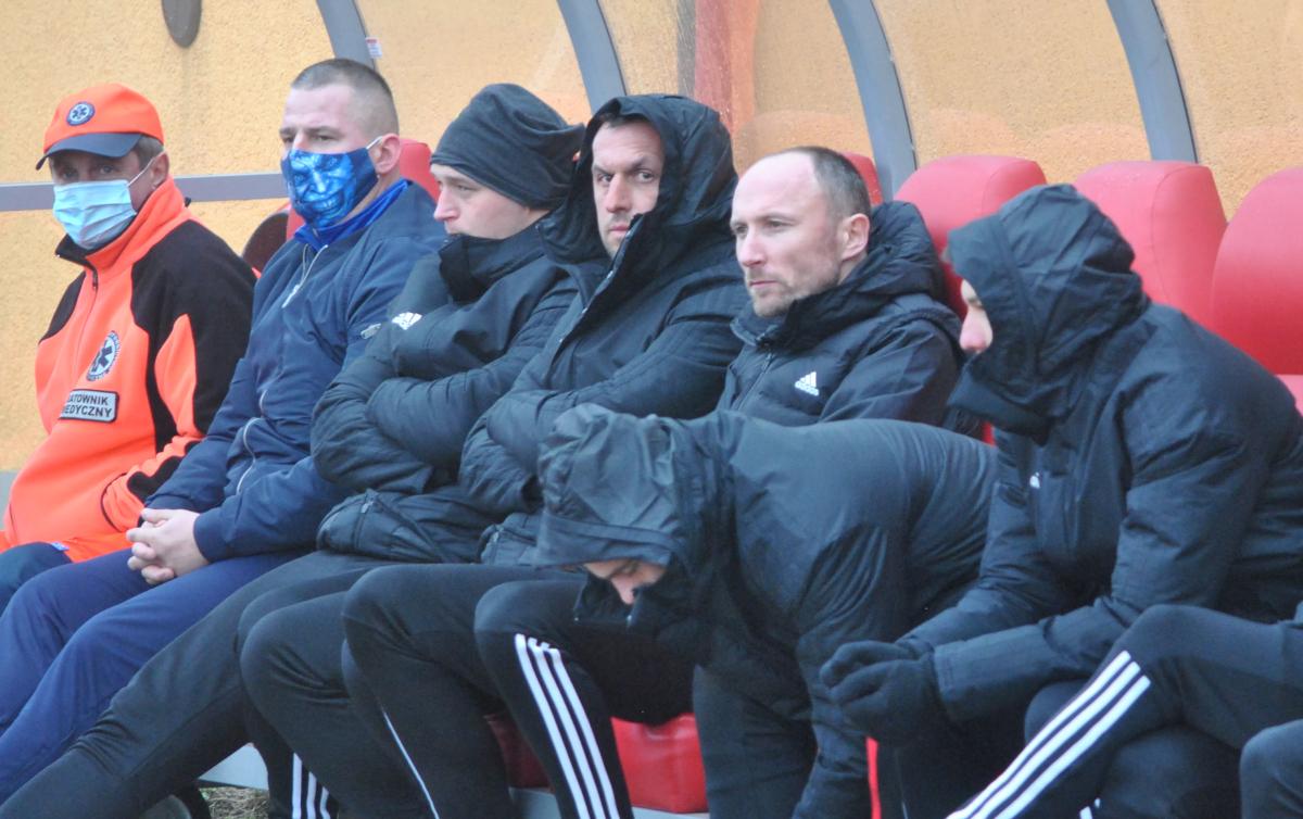 Odwaga kluczem do sukcesu Jaroty w meczu ze Świtem - Zdjęcie główne