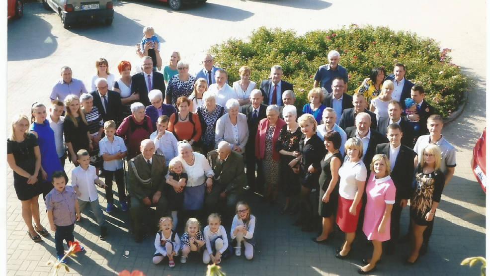 Najbliższa rodzina Jadwigi Boruty z Radlina liczy 50 osób  - Zdjęcie główne