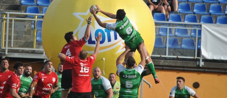 Ekstraliga rugby: Sparta Jarocin podejmie Budowlanych Lublin - Zdjęcie główne