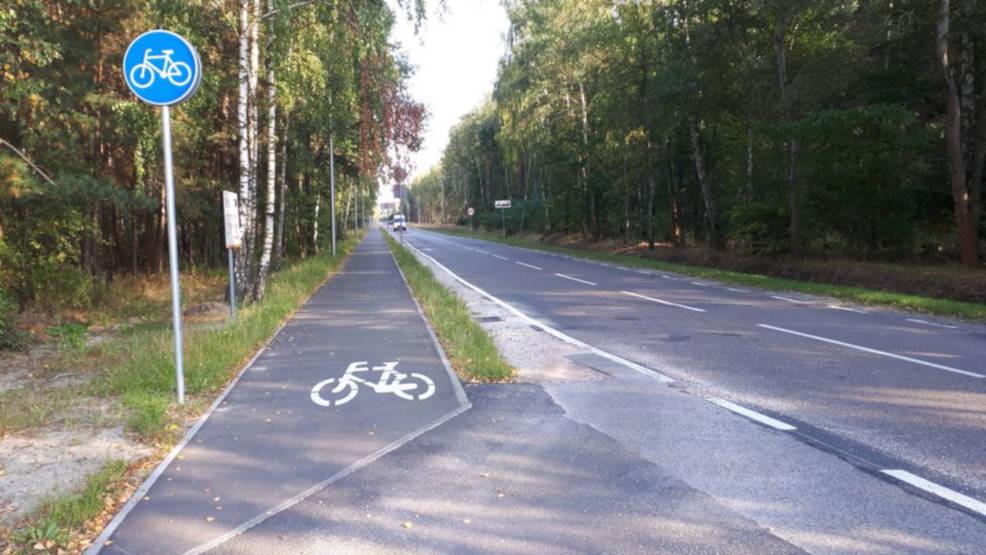 Starosta stara się o pieniądze na budowę ścieżki rowerowej z Jarocina do Roszkowa  - Zdjęcie główne