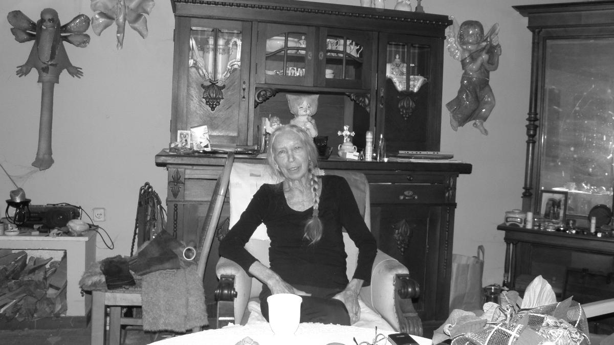 Miała mieć wystawę w Jarocinie i odwiedzić Potarzycę. Pandemia pokrzyżowała plany. Nie zdążyła.    - Zdjęcie główne