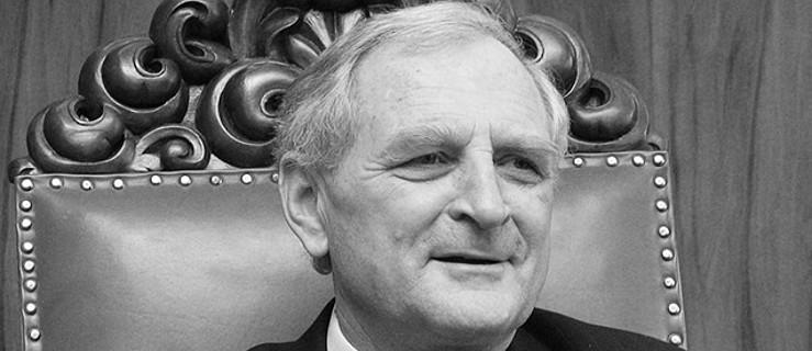 Zmarł prof. dr hab. Stanisław Lorenc. Były rektor UAM w Poznaniu pochodził z Radlina - Zdjęcie główne