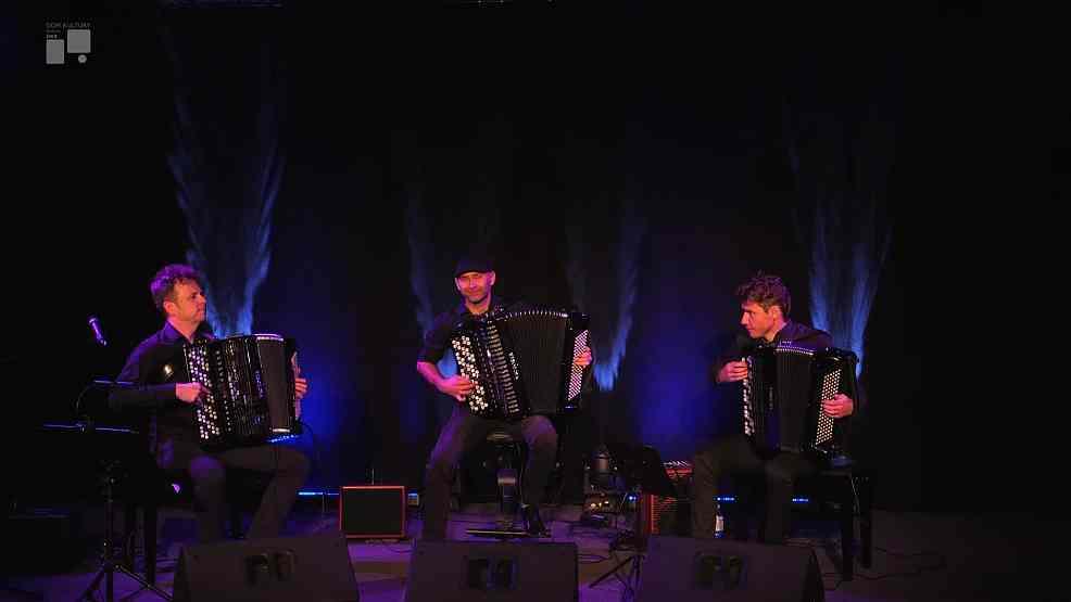 Kolejny koncert w ramach Festiwalu Akordeonowego Kotlin 2021  - Zdjęcie główne